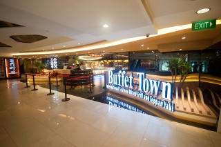 Buffet Town at Raffles City