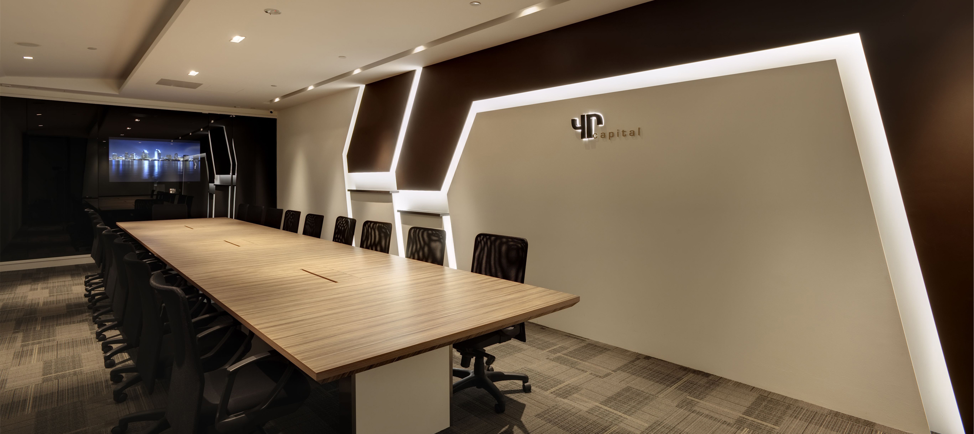 Office interior design company in singapore for Commercial interior design companies